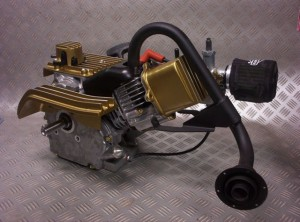 Briggs Amp Stratton World Formula 4 Stroke Go Kart Engine
