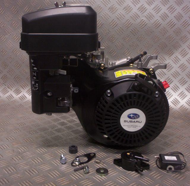 subaru kx21 go kart engine