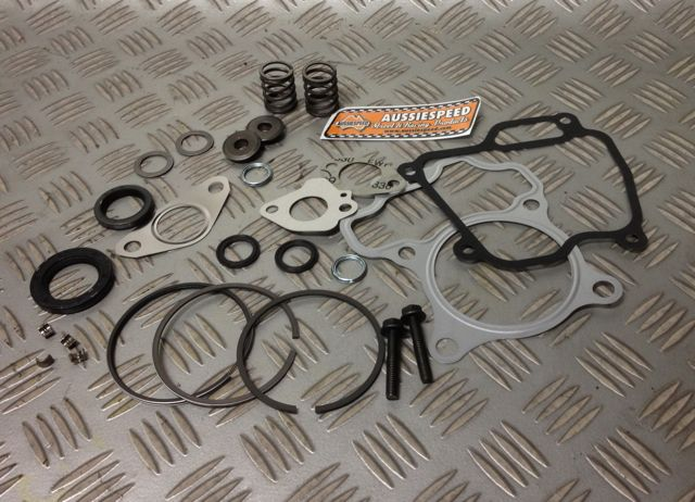 Subaru EX21 KX21 Parts