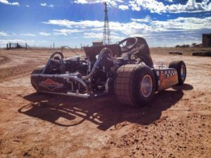 aussiespeed go kart outlaw twin