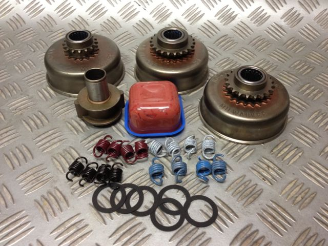 CLUTCHES & SPARES