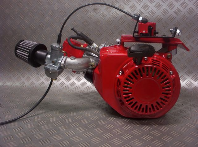 Clone engines Chinese Honda copy engine 5 5, 6 5 Chonda