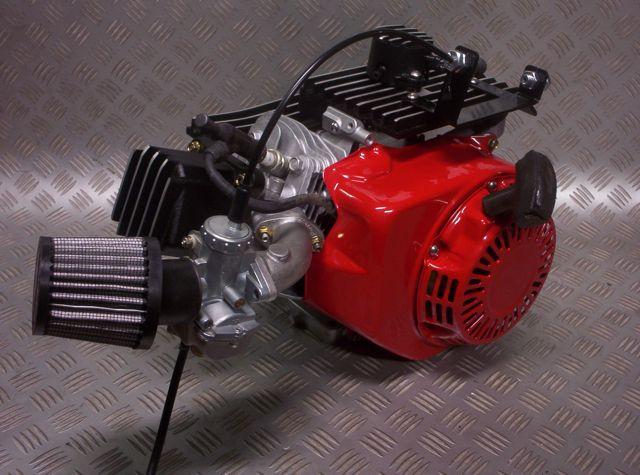 Honda Gx200 Gx 65 Clone Curved Pz22 Manifold Performance