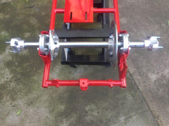 Motorised Barstool Kit 4 Performance Small Engine Parts