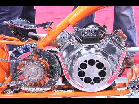 V Twin Performance Parts