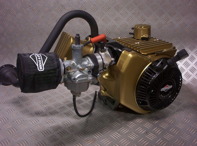 Briggs Amp Stratton World Formula Performance Small Engine