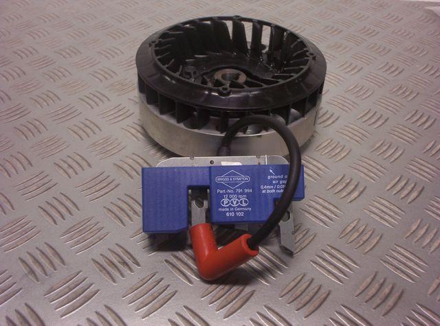 Briggs & Stratton Animal Flywheel & ignition kit