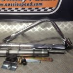 Pipes Exhaust Mufflers