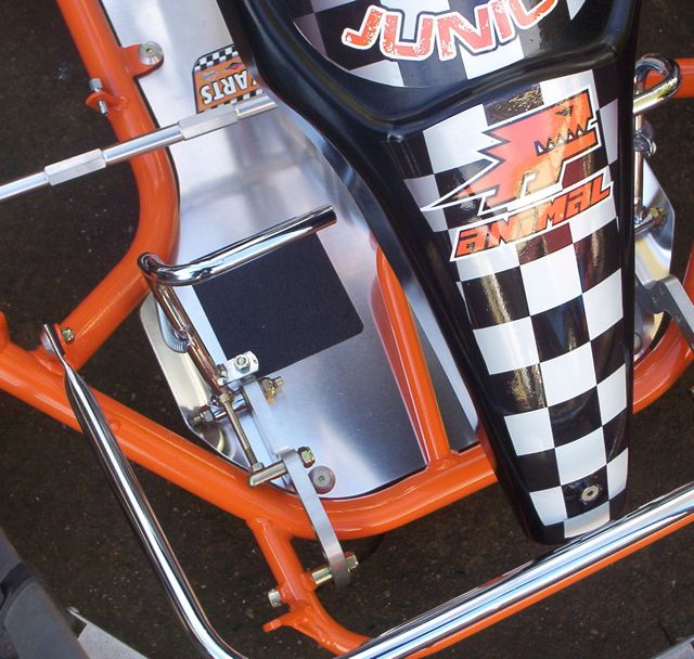 2017 CRG ROAD REBEL (ZUERA) KZ CHASSIS - STEEL | Musgrave