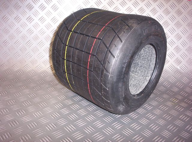 Go Kart Off Road Dirt Tyre 12x9x6 Performance Small