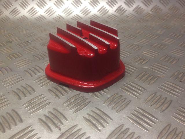 Honda GX 240, GX270 GX390 Red Valve cover finned