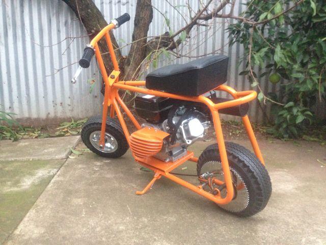 Mini Bike rolling Frame kit #4